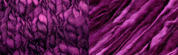 Colinette Point Five on 12 mm needles