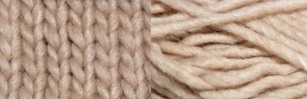 Sirdar Big Softie on 10 mm needles